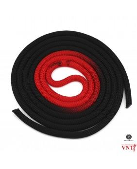 BLACK/RED  ROPE