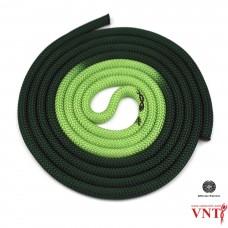 GREEN/NEON GREEN ROPE