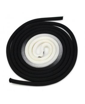 BLACK/WHITE ROPE