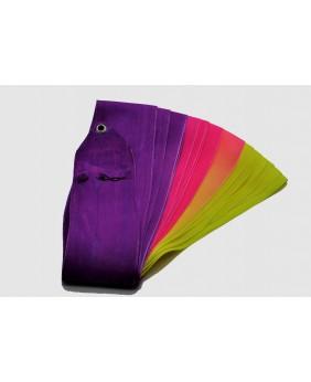 Ribbon neon purple/pink/yellow limited edition