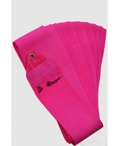 Ribbon pink neon